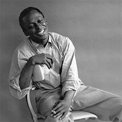 Miles Davis (1955, foto van Tom Palumbo)