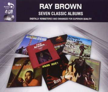 Ray Brown - Seven Classic Albums