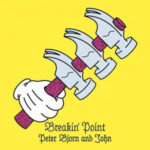 Peter Bjorn and John - Breakin' Point LP 2016