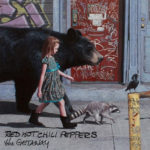 Red Hot Chili Peppers The Getaway LP CD Nummers