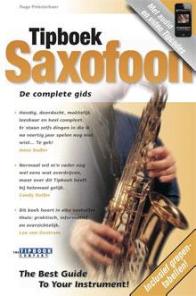 Tipboek Saxofoon Gids en Saxofoon Boek