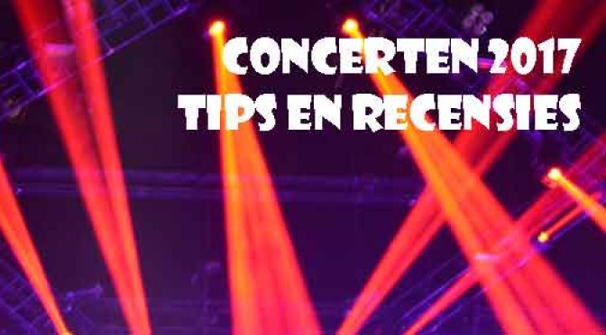Concerten Januari 2017 Tips Recensies Overzicht