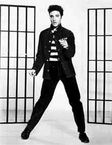 Beroemde Zangers Elvis Presley