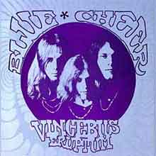 Blue Cheer Vincebus Eruptum Hard Rock LP 1968