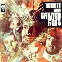 Canned Heat Boogie with Canned Heat 1968 LP
