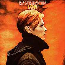 David Bowie Low 1977 LP