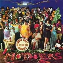 Beste Art Rock Albums Mothers of Invention We're Only in It for the Money 1968 Beste LP