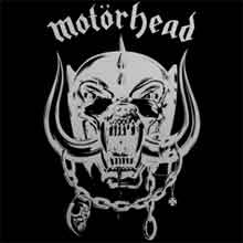 Motörhead Debuut LP 1977