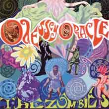 The Zombies Odessey and Oracle 1968 LP