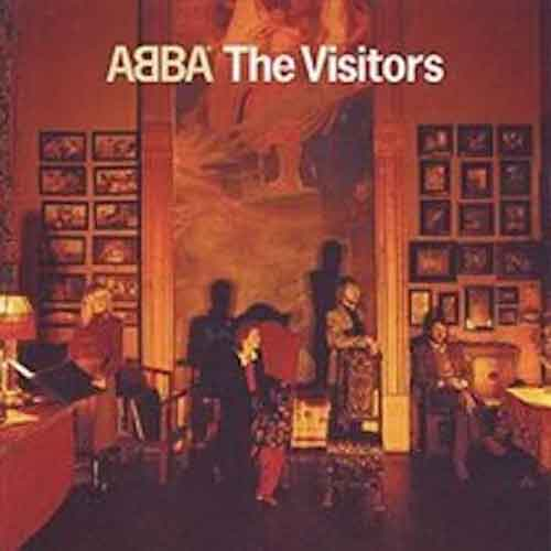 Eerste CD Ooit ABBA The Visitors