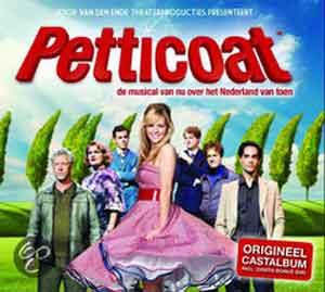 Nederlandse Musicals Petticoat Musical uit 2010