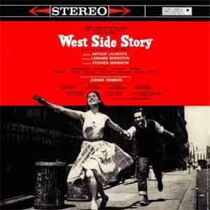 West Side Story Musical uit 1957