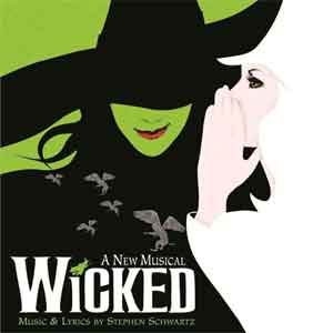Wicked Broadway Musical uit 2003