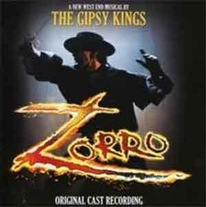 Zorro Musical uit 2008