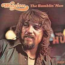 Waylon Jenning The Ramblin Man Album uit 1974