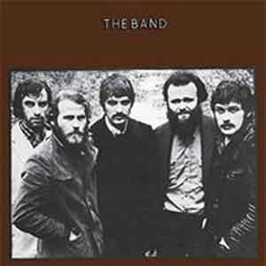 The Band - The Band LP uit 1969