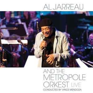 Al Jarreau and the Metropole Orchestra Live Album uit 2012