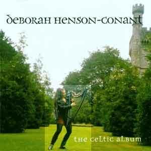 Deborah Henson-Conant The Celtic Album Amerikaanse Harpiste