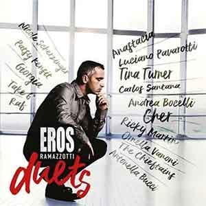 Eros Ramazzotti Duets Album uit 2017