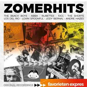 Grote Zomerhits CD Bekende Zomerliedjes