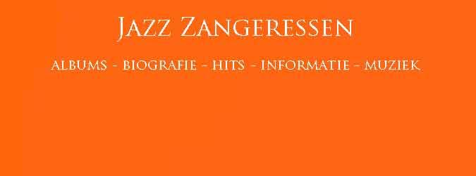 Jazz Zangeressen Bekende Jazz Zangeres
