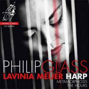 Lavinia Meijer Album Philip Glass