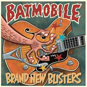 Batmobile Brand New Blisters LP uit 2017