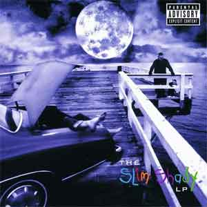 1999 Beste Albums Eminem The Slim Shady LP