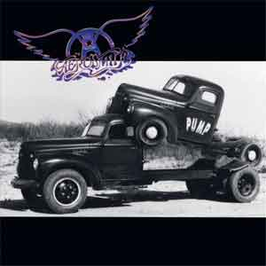 Aerosmith Pump Album uit 1989