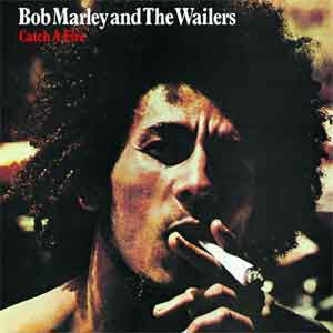Beste Reggae Albums Bob Marley & the Wailers Catch a Fire