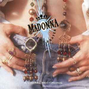 Madonna Like a Prayer 1989 Album