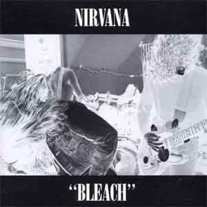 Nirvana Bleach Debuut Album uit 1989