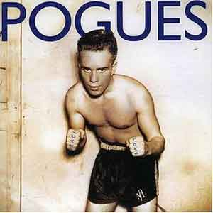 The Pogues Peace and Love Album uit 1989