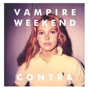 Vampire Weekend Contra Jaren 2010-2019 Muziek Beste Albums en LP's