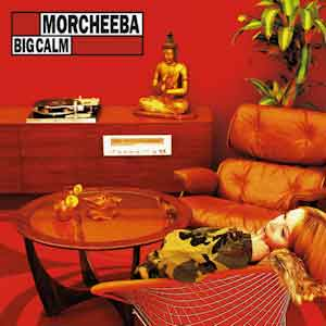 Morcheeba Big Calm LP uit 1998