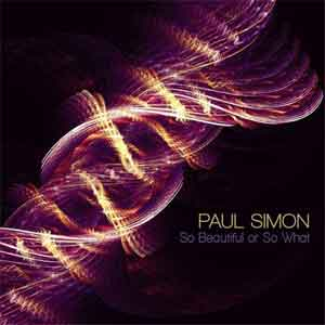 Paul Simon So Beautiful or So What LP uit 2011