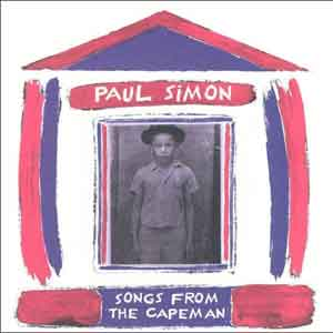 Paul Simon Songs from the Capeman Album uit 1997