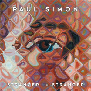 Paul Simon Stanger to Stranger Paul Simon LP 2016