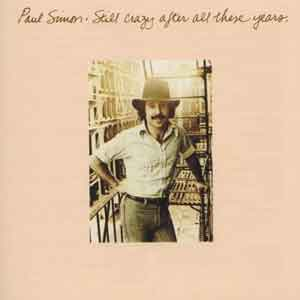 Paul Simon Still Crazy After All These Years LP uit 1975