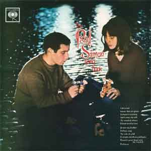 Paul Simon The Paul Simon Songbook LP uit 1965
