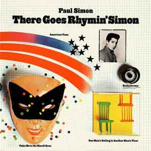Paul Simon There Goes Rhymin' Simon LP uit 1973