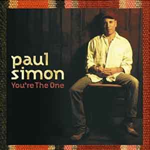 Paul Simon You're the One Album uit 2000