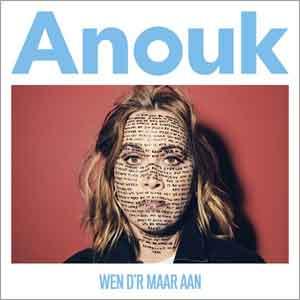 Anouk Wen d'r maar aan LP uit 2018