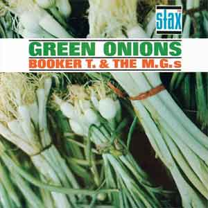 Booker T & The M.G.'s Green Onions LP uit 1962