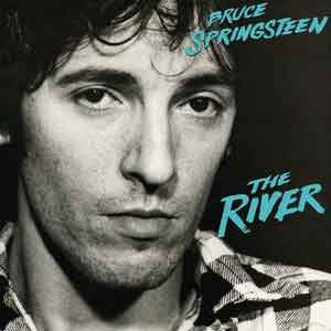 Bruce Springsteen The River LP uit 1980
