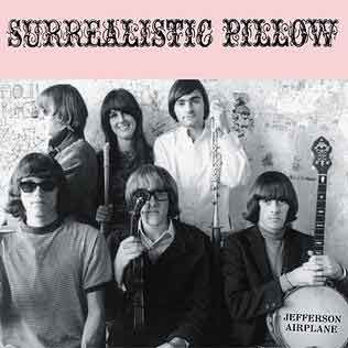 Jefferson Ariplane Surrealistic Pillow LP uit 1967