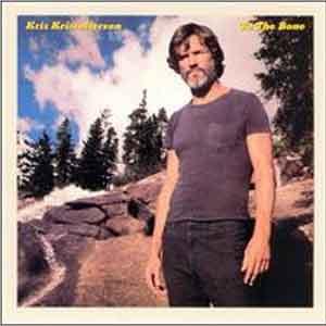 Kris Kristofferson To the Bone 1981 Beste Albums en LP's