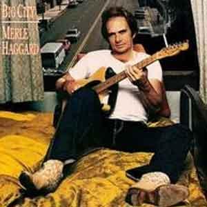 Merle Haggard Big City Country LP uit 1981
