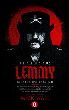 Mick Wall - Lemmy The Ace of Speds Biografie Motörhead zanger