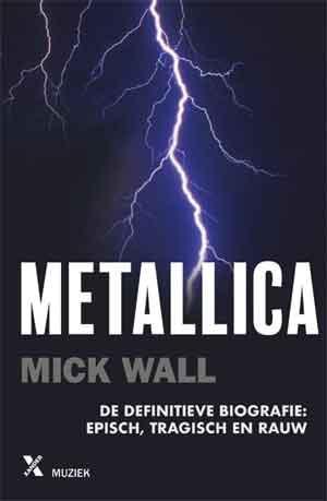 Mick Wall Metallica Boek Recensie